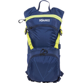 SOURCE Rapid Hydration Backpack 3 L, dark blue/green